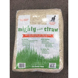Mighty Fine Straw #663(2.5 cu ft bag)