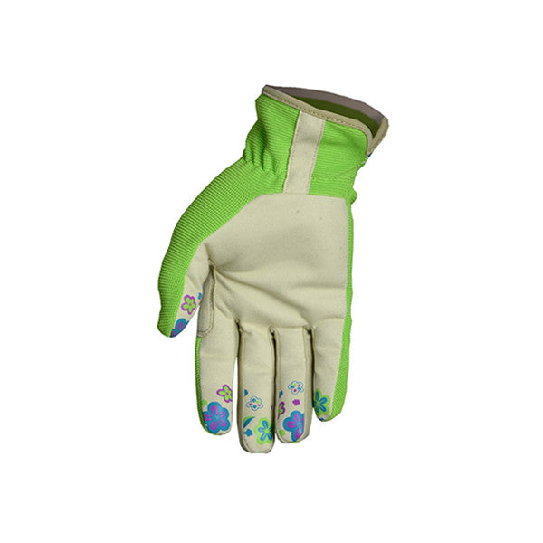 #8194 - Bloom Spandex Garden Gloves