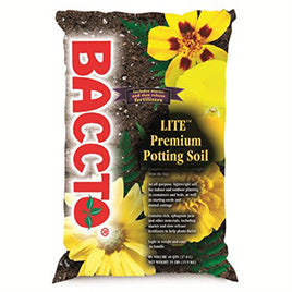 #5041 Baccto Lite Potting Soil (40Qt)