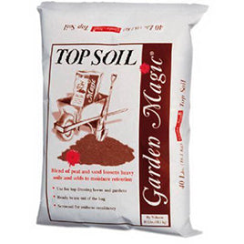 Garden Magic Topsoil (40lb) #601