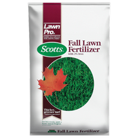 Scotts Lawn Pro Fall Fertilizer - #6698