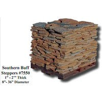 Southern Buff Steppers (per lb) #7550