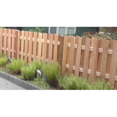 "4' x 5.5"" Cedar Fence Pickets #7918"