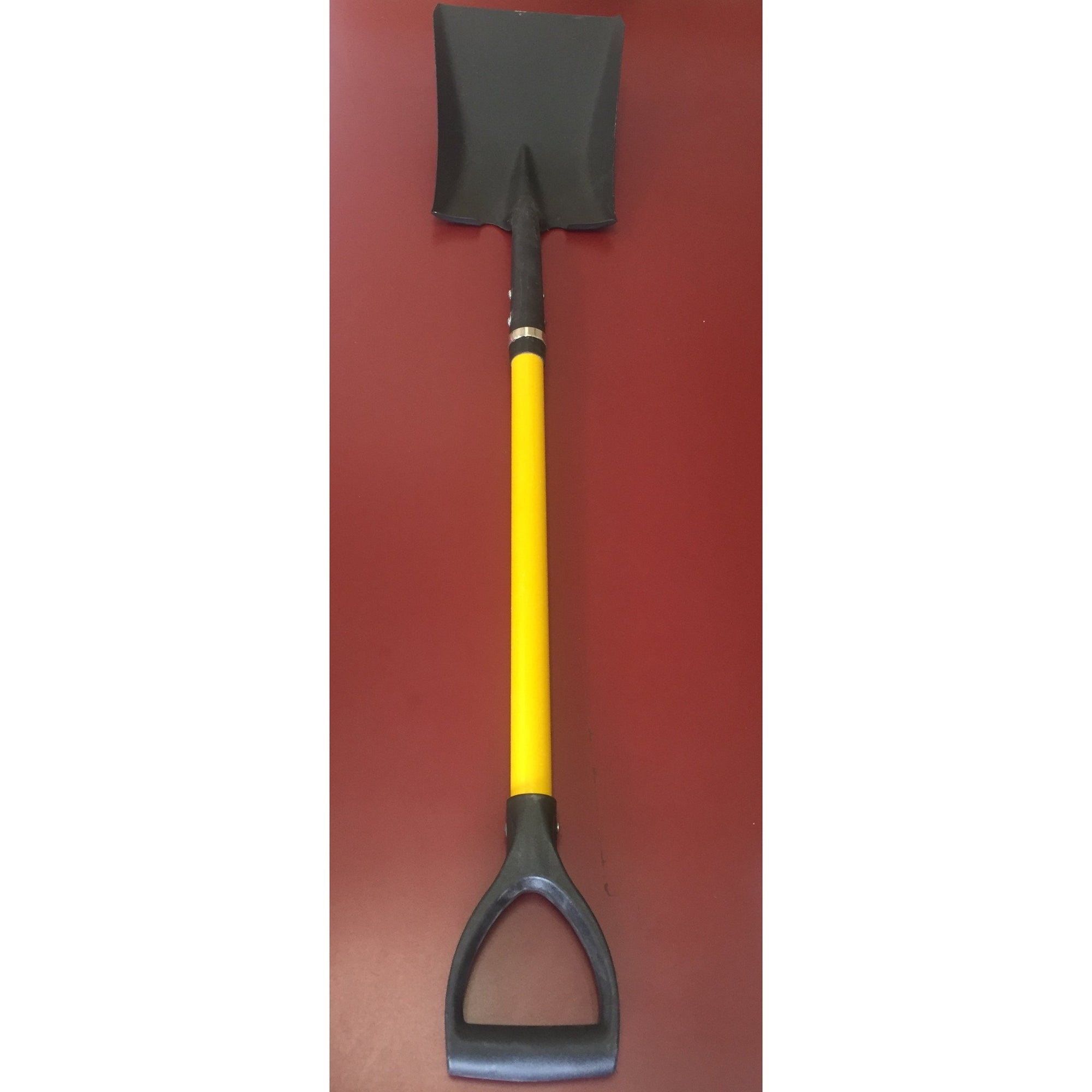 Square Shovel with Handle