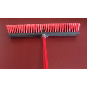 "24"" Push Broom w/ Metal Handle"