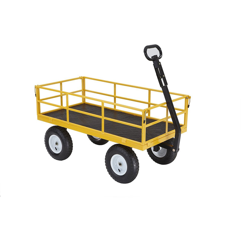 Gorilla Cart Yellow #99001