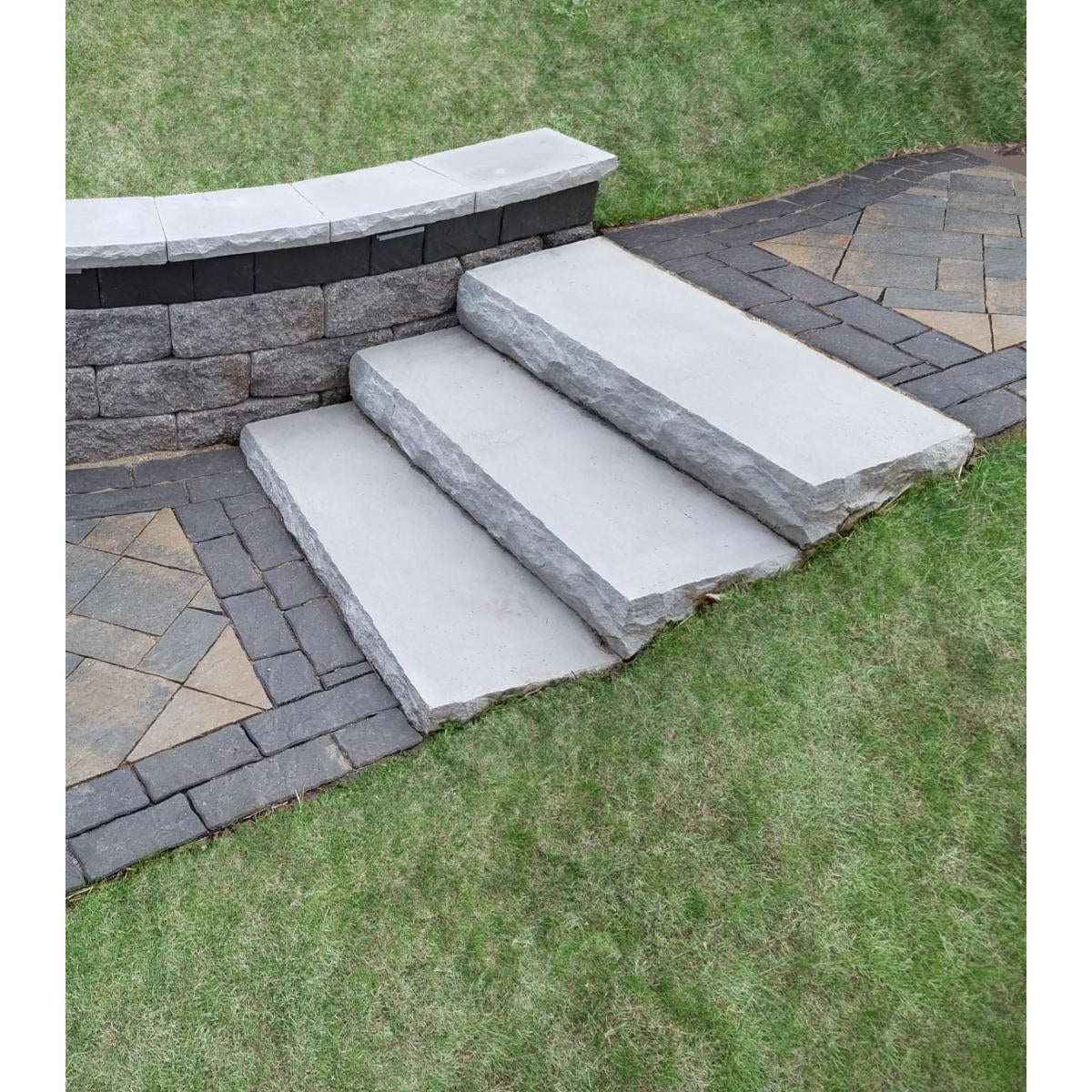 Canyon Gray 3ft Cut Step EACH #41