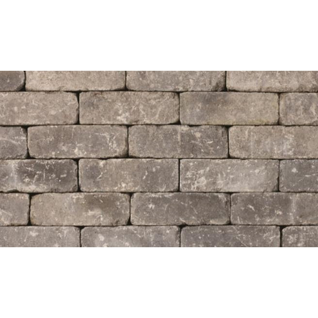 Graystone Wall Stone (Wedge)