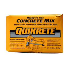 Quikrete - Concrete Mix 60lb Bag #9800