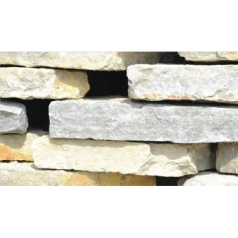 Gray Gorge 2' Wallstone (per lb) #7500