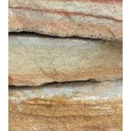 "West Mountain 1"" - 3"" Irregular Wallstone (per lb) #7561"