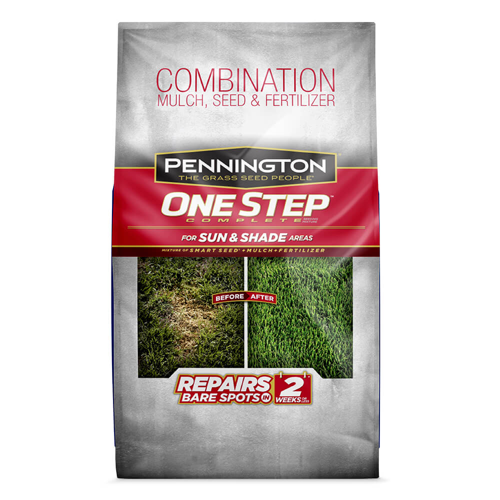 #6909 - Pennington One Step - Sun & Shade 8.3lb