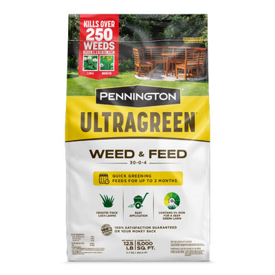 #6916 - Pennington Ultra Green Weed and Feed 12.5lb