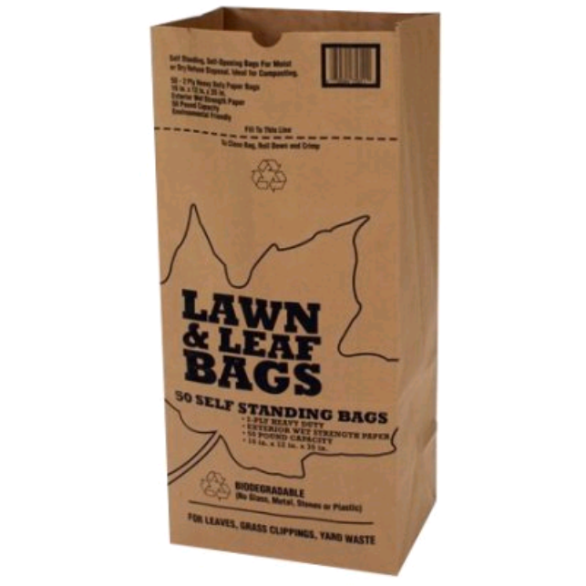Lawn and Leaf Bags