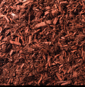 #9922 - Absolute Red Shredded Mulch (1 CF)