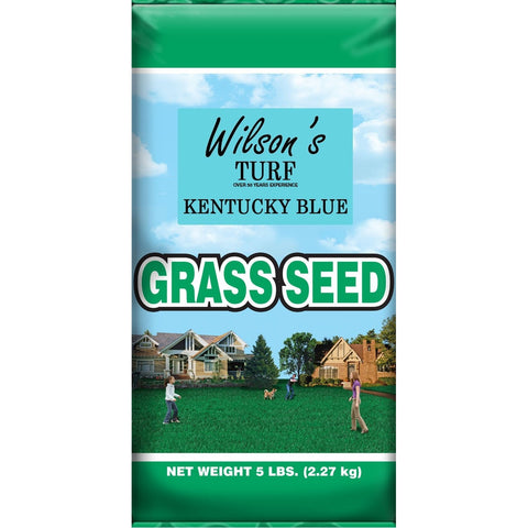 Wilsons Kentucky Blue Grass 5lb bag
