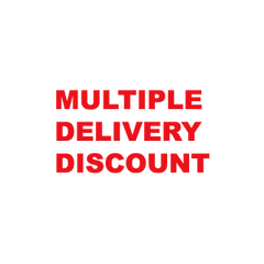 Multiple Delivery Discount