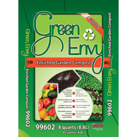 99062 Green Envy Garden Compost 8q