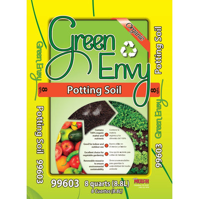 99603 Green Envy Potting Mix 8qt
