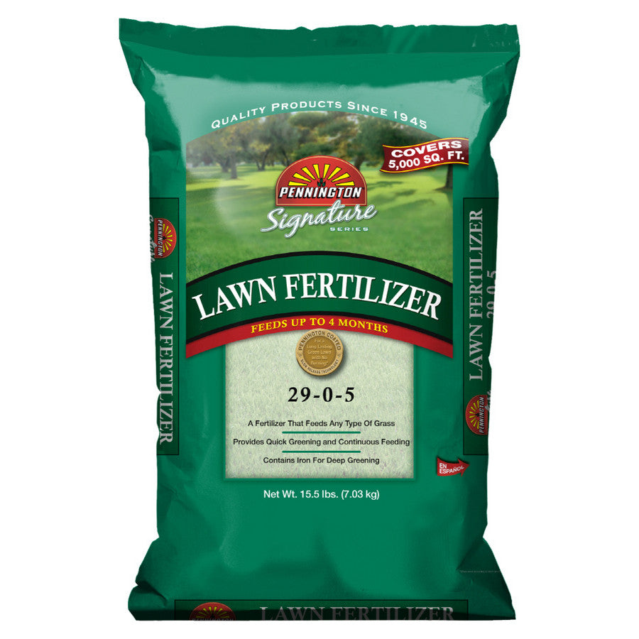 Pennington Signature Series 29-0-5 Lawn Fertilizer