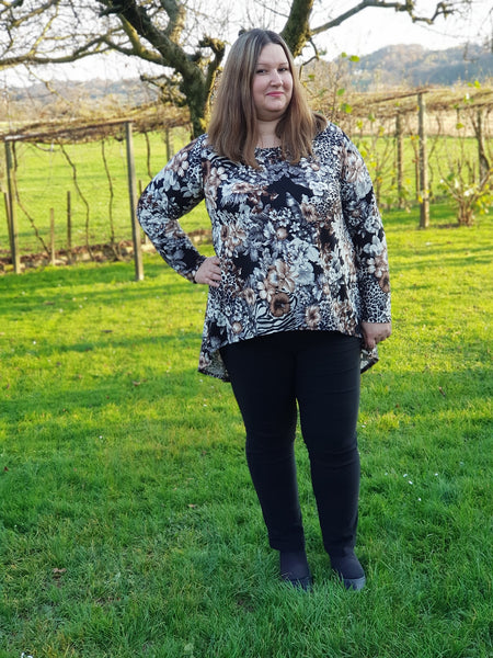Apple Cider Tunic