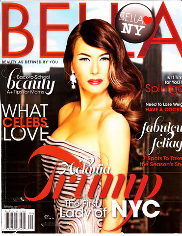 Bella Magazine Amy Certilman Interview by Emily Rogan