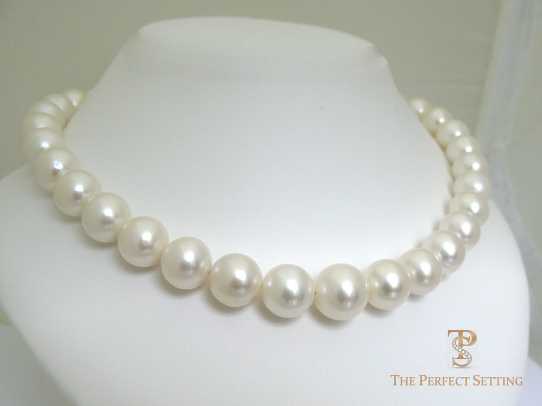 Freshwater Pearl Necklace 10-13mm