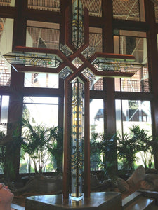 Photo of Cross from San Diego St. Gregory the Great Catholic Church