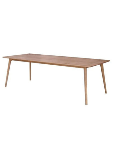 Oak Dining Table 240x100cm *FREE DELIVERY