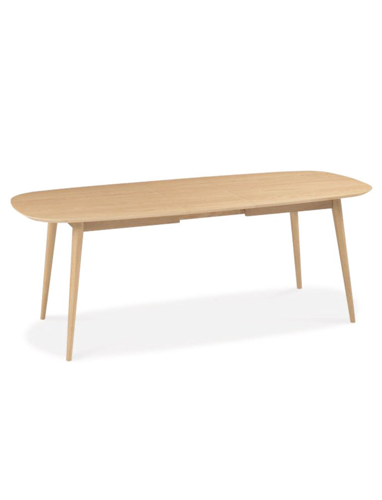 Booie and Ben. Furniture. Freddie Oak Extension Table *FREE DELIVERY.