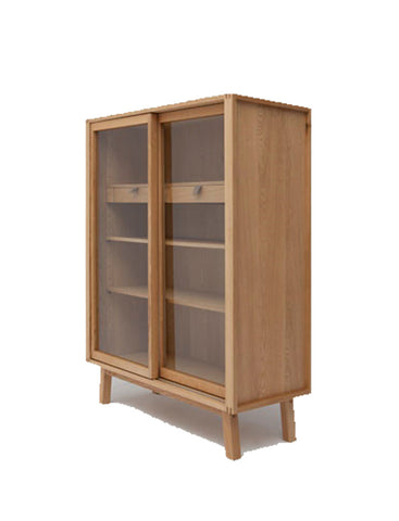 Betty Oak Cabinet *FREE DELIVERY