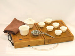Travel Gaiwan Gongfu Set