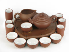 Yixing Tea Set