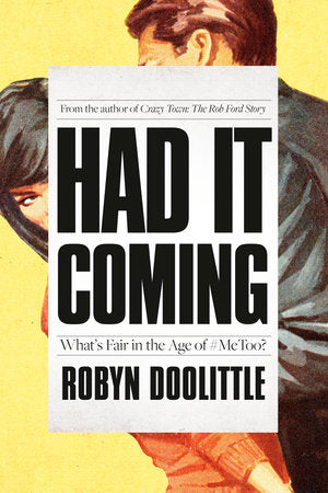 Had It Coming by Robyn Doolittle | Audiobook Narration by Alison J. Palmer