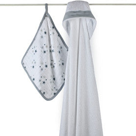 Twinkle Hooded Towel Set