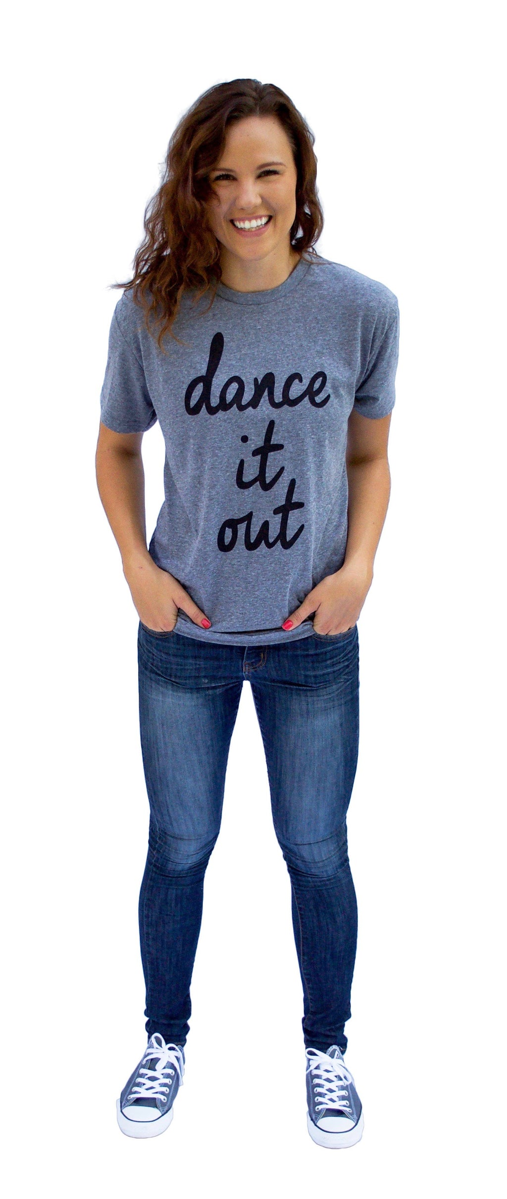 Dance It Out Adult Tee