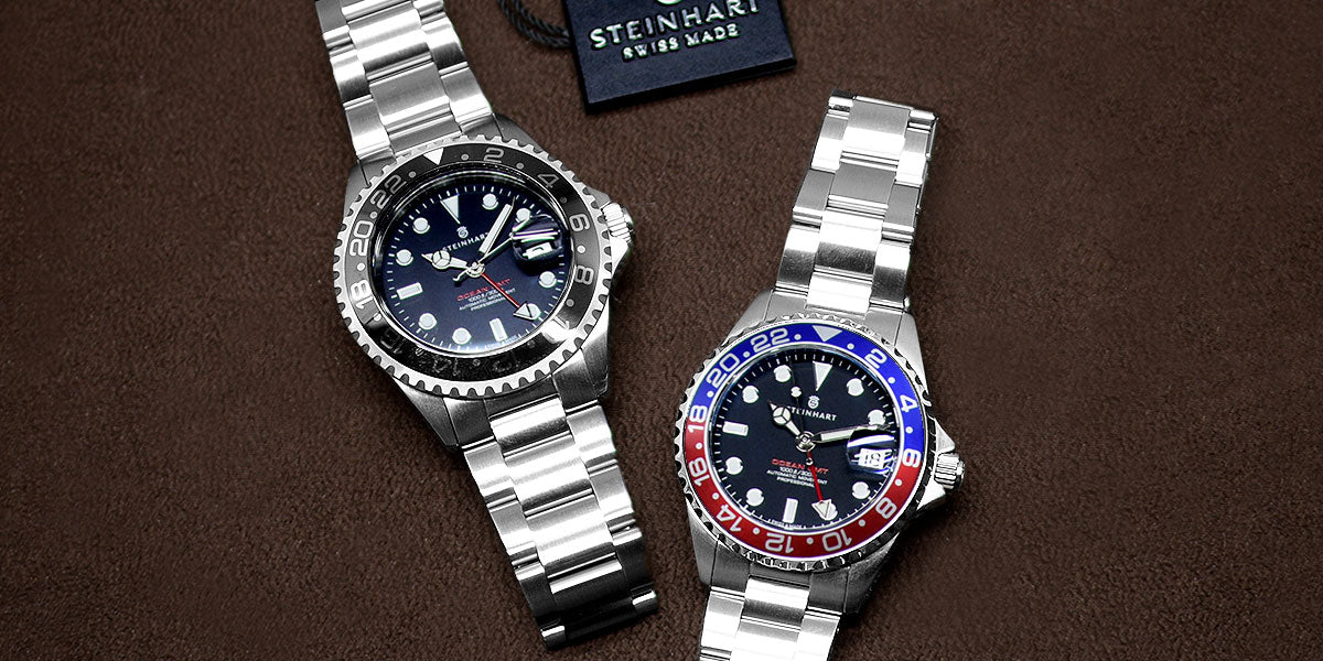 Steinhart Ocean Collection: 39mm VS 42mm