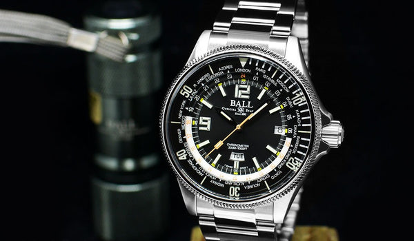 Vanquish The Seven Seas with Ball Engineer Master II Diver