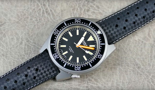 Unboxing and In-Depth Review of the Squale 50 Atmos Militare Opcao Matte
