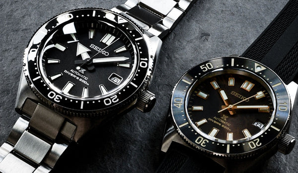 Seiko Prospex 200m Diver Automatic 62MAS Re-issues