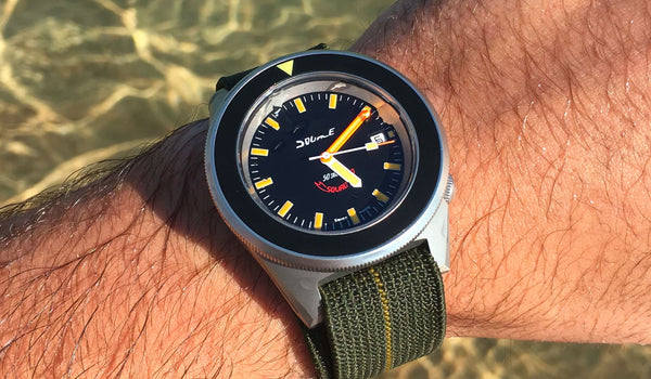 Customer Review: The Commissioned Squale 50 Atmos Originale