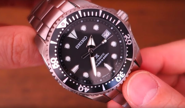 SHOGUN! Seiko Prospex SBDC029 Diver's 200M Automatic Watch Review - Perth Watch