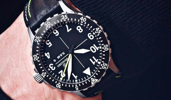 Damasko DA46: The German Chronometer Tour de Force