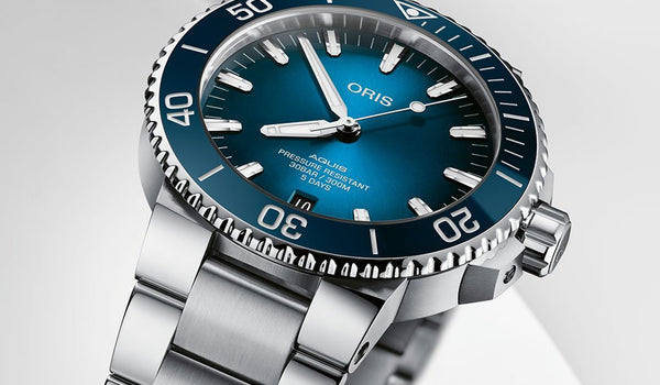 Oris Aquis: History and Best Players