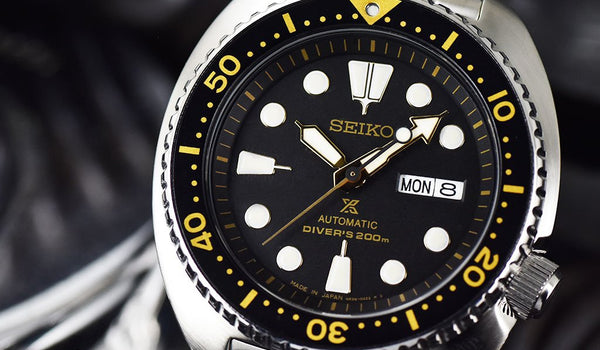 Hands On: Seiko Prospex Turtle - The Power of Crystal