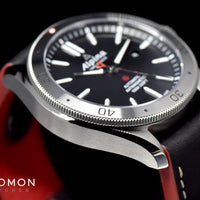 Alpiner Automatic 4 Black Ref. AL-525BS5AQ6