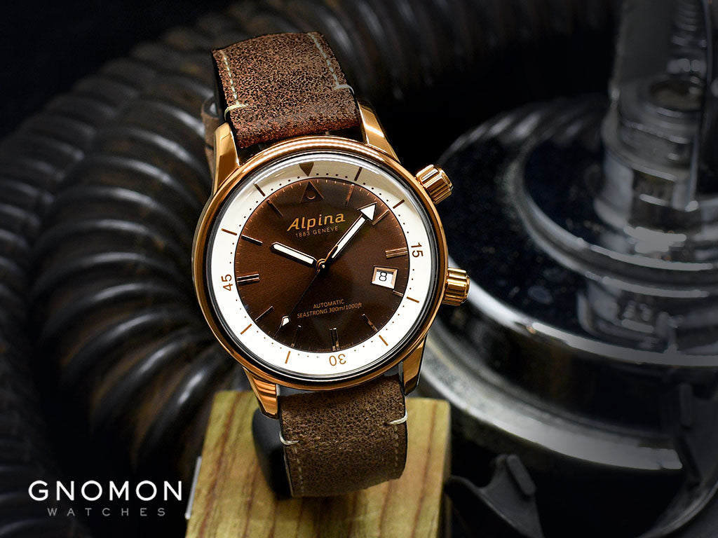 Alpina Watches as Anniversary Gift Ideas for Him