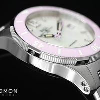 Engineer Hydrocarbon Ceramic Midsize Pink Ref. DL2016B-S3CAJ-WH
