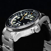 Engineer Master II Diver Worldtime Black - Ltd Ed 1000pcs Ref. DG2232A-SC-BK