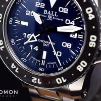 Engineer Hydrocarbon AeroGMT II Blue Ref. DG2018C-SCJ-BE